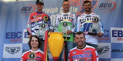 Team Belgium and Germany MX Classic take honours